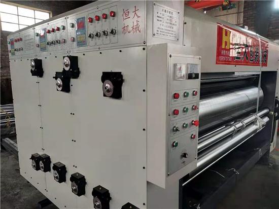 半自动水墨印刷机厂家