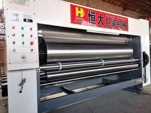 熟练掌握水墨印刷机洗涤的和控制方法