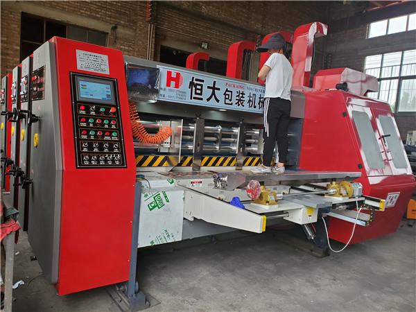 江苏全自动水墨印刷机厂家